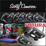 Scotty Cameron 2017 FUTURA Custom Putters (カスタムパター)