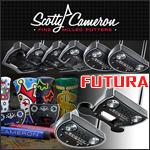 Scotty Cameron 2017 FUTURA Custom Putters (ã«ã¹ã¿ããã¿ã¼)