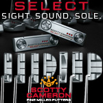 Scotty Cameron 2018 Studio Select Custom Fit Putters (カスタムパター)