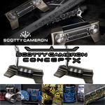 Scotty Cameron Concept X Custom Putters(ã«ã¹ã¿ããã¿ã¼)