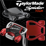 TaylorMade Spider Tour Custom Putters (カスタムパター)
