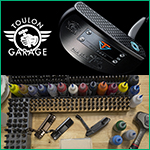 Toulon Design 2019 Toulon Garage Custom Putters