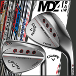 Callaway MD4 Raw Custom Wedges (カスタムウェッジ)