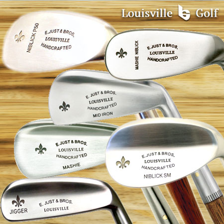 Louisville Golf E. Just Series Custom Wedegs (カスタム ウェッジ)