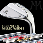 Miura K Grind 2.0 Milled Custom Wedge