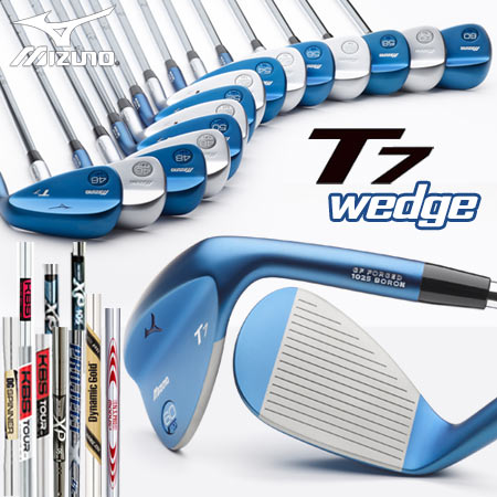 Mizuno T7 Custom Wedges