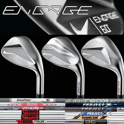 NikeGolf Engage Custom Wedges