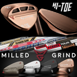 TaylorMade Milled Grind Hi-Toe Custom Wedge (カスタムウェッジ)
