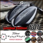 Titleist Vokey Design Limited Edition 60T Custom Wedge (カスタムウェッジ