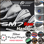 Titleist Vokey Design SM7 Raw Hand Ground Custom Wedge
