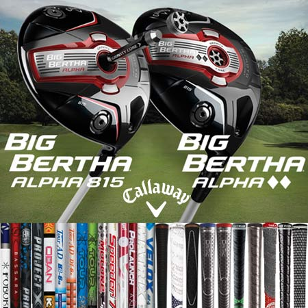 キャロウェイゴルフ Big Bertha Alpha 815 特注ドライバー