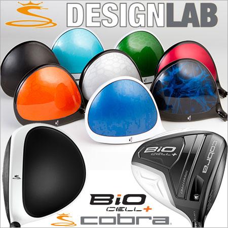 コブラ ゴルフ Bio Cell+ Design Lab カスタムドライバー