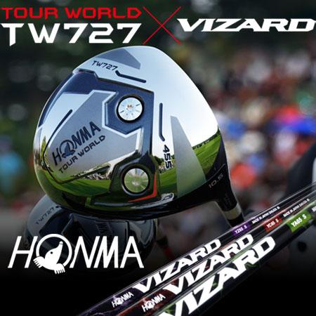 HONMA TW727 Custom Drivers