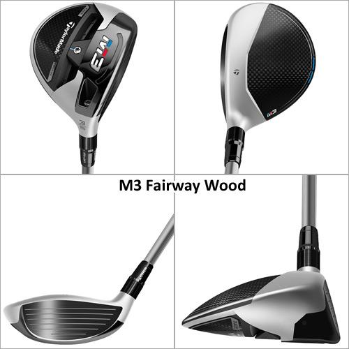 TaylorMade M3 Custom Woods (カスタムウッド) フェアウェイゴルフ  fairwaygolf