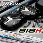 Titleist 818 Custom Hybrids