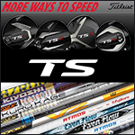 Titleist TS Series Custom Wood