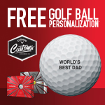 Callaway 2018 Free Personalization Chrome Soft Golf Balls