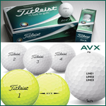 Titleist AVX Custom Golf Ball