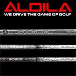 Aldila Rogue Shafts + Shaft Sleeves