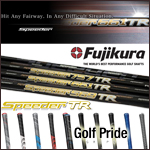 Fujikura Speeder TR Graphite Wood Shaft with Shaft Adapter