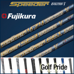 Fujikura Evolution V Graphite Wood Shaft with Shaft Adapter