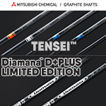 Mitsubishi Rayon TENSEI Shafts + Shaft Sleeves
