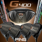PING Metal Wood Shaft with G400 Wood Adapter
