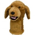 Daphnes Golden Retriever Headcovers