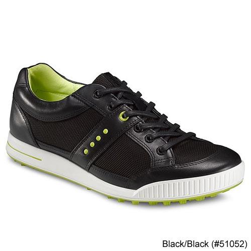 エコー ストリート テキスタイル ゴルフシューズ − ECCO STREET TEXTILE Golf Shoes