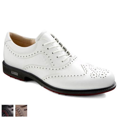Ecco Golf Tour Hybrid Wingtip Shoes