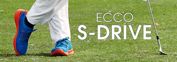 ECCO Golf S-Drive Shoes