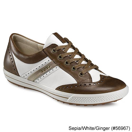 ecco STREET ladies golf shoes