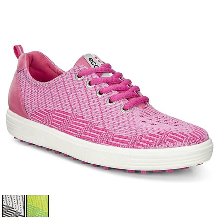 Ecco Ladies Casual Hybrid Knit Shoes