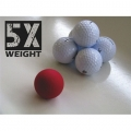 Eyeline Golf Ball of Steel 3 Pack