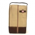 Fairway Golf Original Canvas Shoe Bag