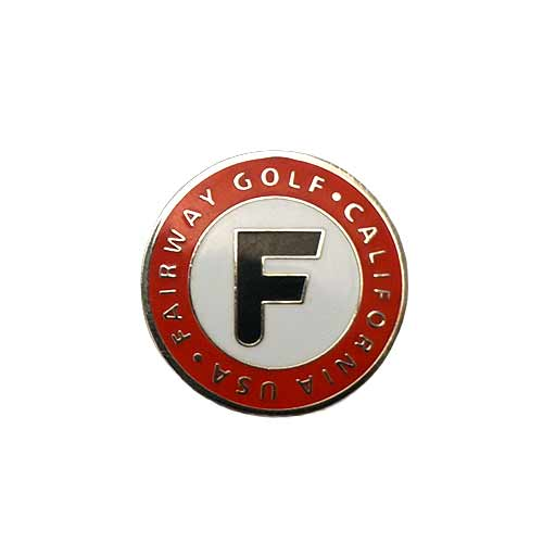 Fairway Golf Original Coin Ball Markers