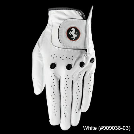 Ferrari Golf Glove (#FRGO3003R)