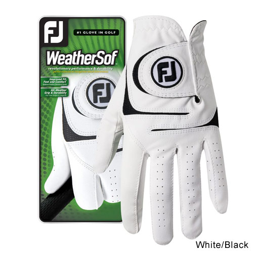 FootJoy WeatherSof Gloves