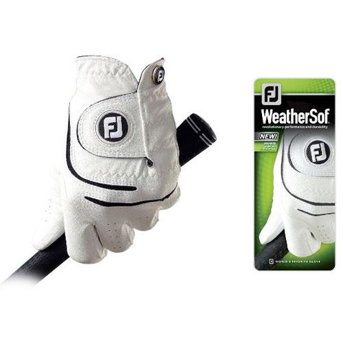 フットジョイ WeatherSof Gloves
