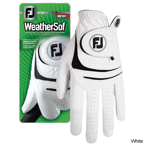 FootJoy WeatherSof Gloves - Previous Season Styles