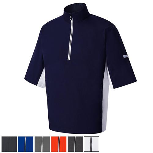 フットジョイ FJ HydroLite Short Sleeve Rain Shirts