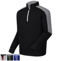 FootJoy Sleeve Stripe Rib Mid Layer