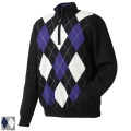 FootJoy Performance Half Zip Lined Sweaters (Previous Season Sty
