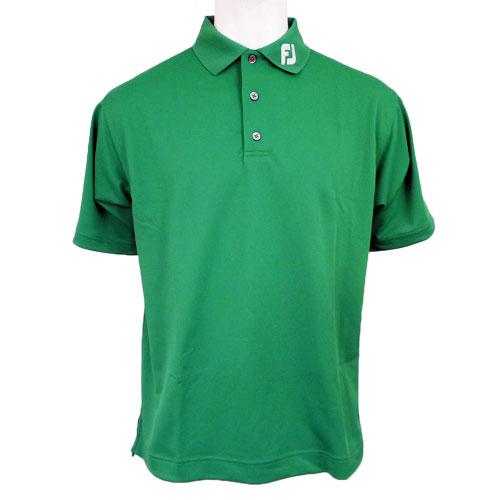 FootJoy ProDry Pique Solid Shirts w/FJ Logo