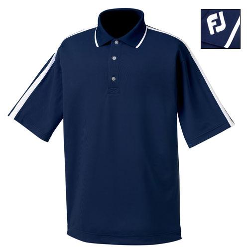 FootJoy CAPE COD Stretch Pique Shirts w/ FJ logo