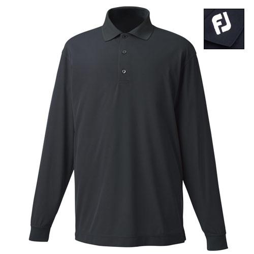 Footjoy long sleeve shirts previous season apparel style for Footjoy shirts with titleist logo