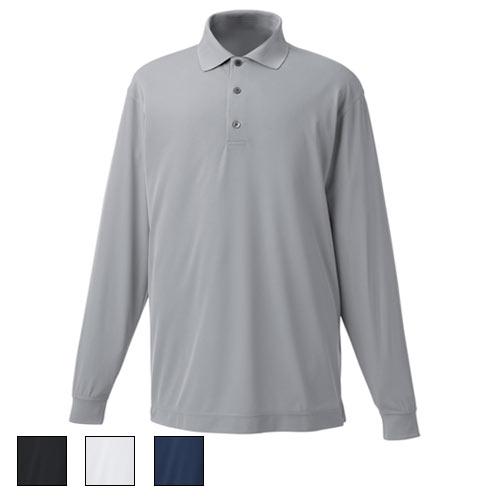 フットジョイ Performance Strech Pique Long Sleeve Shirts