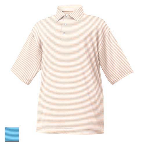 フットジョイ Stretch Lisle Shirts (Previous Season Apparel Style)