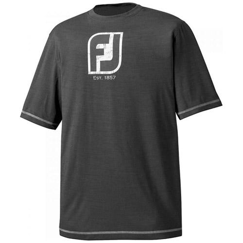 フットジョイ Mens Performance T Shirts