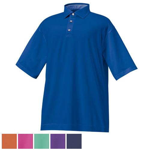 フットジョイ ProDry Lisle Solid Shirts